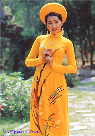 VietFun - VietNamese Long Dress
